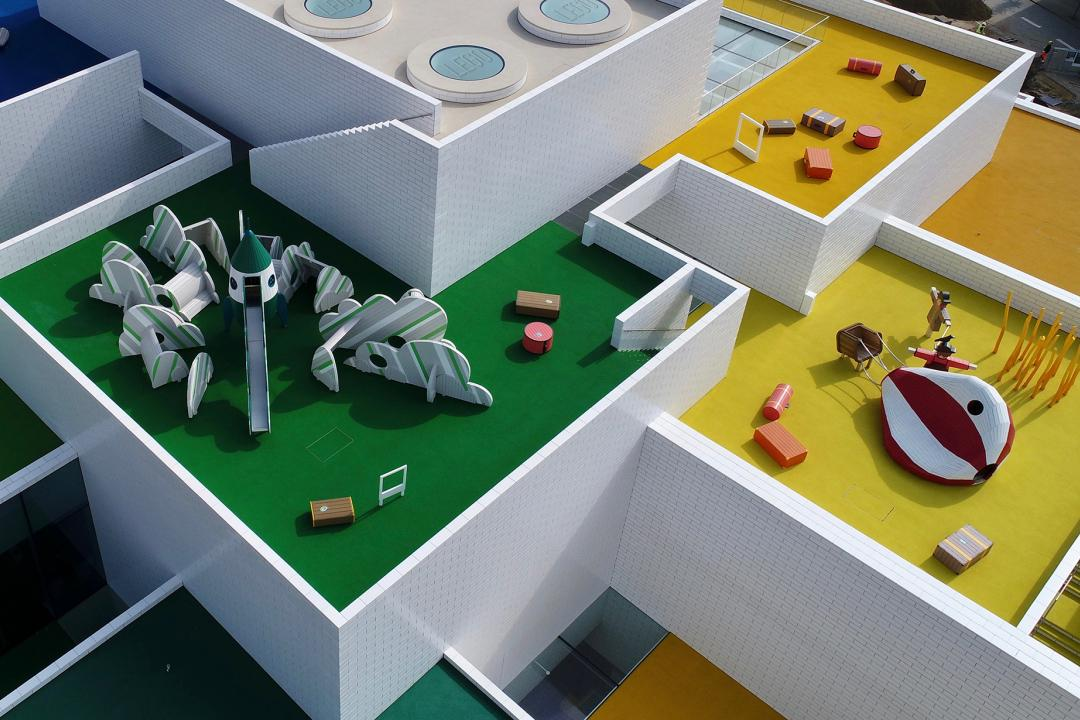 MONSTRUM playgrounds legohouse